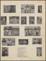 1950 Bokoshe High School Yearbook Page 32 & 33