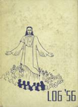 1956 Yearbook Loras Academy