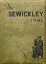 1961 Yearbook Sewickley High School