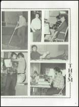 1982 Nicollet High School Yearbook Page 36 & 37