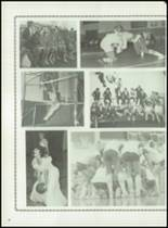 1982 Nicollet High School Yearbook Page 52 & 53