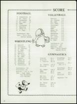 1982 Nicollet High School Yearbook Page 72 & 73