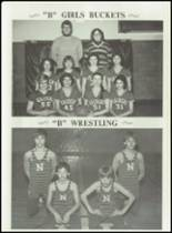 1982 Nicollet High School Yearbook Page 74 & 75