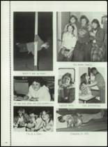 1982 Nicollet High School Yearbook Page 84 & 85