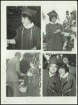 1982 Nicollet High School Yearbook Page 100 & 101