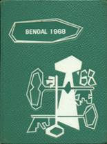 1968 Yearbook Mercedes High School