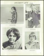 1976 Raleigh High School Yearbook Page 12 & 13