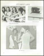 1976 Raleigh High School Yearbook Page 14 & 15