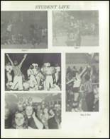 1976 Raleigh High School Yearbook Page 18 & 19