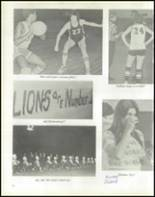 1976 Raleigh High School Yearbook Page 20 & 21