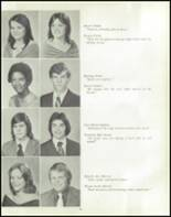 1976 Raleigh High School Yearbook Page 32 & 33