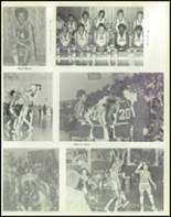 1976 Raleigh High School Yearbook Page 76 & 77