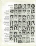 1976 Raleigh High School Yearbook Page 104 & 105