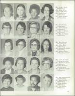 1976 Raleigh High School Yearbook Page 110 & 111