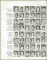 1976 Raleigh High School Yearbook Page 122 & 123