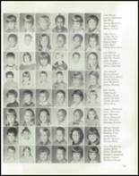 1976 Raleigh High School Yearbook Page 132 & 133