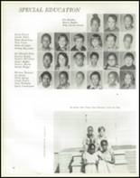 1976 Raleigh High School Yearbook Page 134 & 135