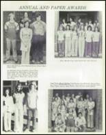 1976 Raleigh High School Yearbook Page 142 & 143