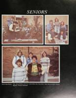 1981 Moses Lake High School Yearbook Page 20 & 21