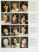 1981 Moses Lake High School Yearbook Page 22 & 23