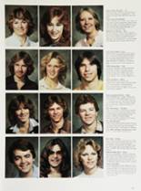 1981 Moses Lake High School Yearbook Page 24 & 25