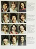 1981 Moses Lake High School Yearbook Page 26 & 27