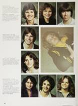 1981 Moses Lake High School Yearbook Page 30 & 31