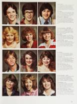 1981 Moses Lake High School Yearbook Page 38 & 39