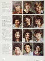 1981 Moses Lake High School Yearbook Page 40 & 41