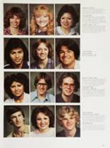 1981 Moses Lake High School Yearbook Page 42 & 43