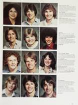 1981 Moses Lake High School Yearbook Page 44 & 45