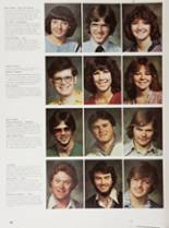 1981 Moses Lake High School Yearbook Page 50 & 51