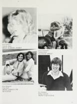 1981 Moses Lake High School Yearbook Page 54 & 55
