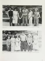 1981 Moses Lake High School Yearbook Page 56 & 57