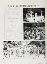 1981 Moses Lake High School Yearbook Page 62 & 63