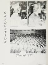1981 Moses Lake High School Yearbook Page 64 & 65