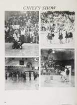 1981 Moses Lake High School Yearbook Page 68 & 69