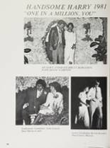 1981 Moses Lake High School Yearbook Page 72 & 73