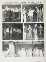 1981 Moses Lake High School Yearbook Page 82 & 83