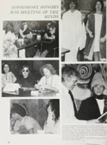 1981 Moses Lake High School Yearbook Page 90 & 91