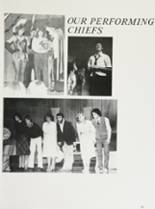 1981 Moses Lake High School Yearbook Page 92 & 93