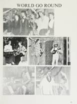 1981 Moses Lake High School Yearbook Page 98 & 99