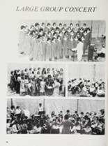 1981 Moses Lake High School Yearbook Page 100 & 101