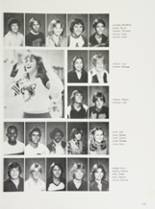 1981 Moses Lake High School Yearbook Page 116 & 117