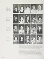 1981 Moses Lake High School Yearbook Page 124 & 125