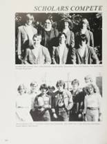 1981 Moses Lake High School Yearbook Page 146 & 147