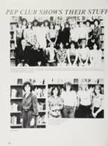 1981 Moses Lake High School Yearbook Page 154 & 155
