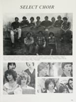 1981 Moses Lake High School Yearbook Page 166 & 167