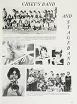 1981 Moses Lake High School Yearbook Page 170 & 171
