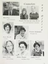 1981 Moses Lake High School Yearbook Page 176 & 177